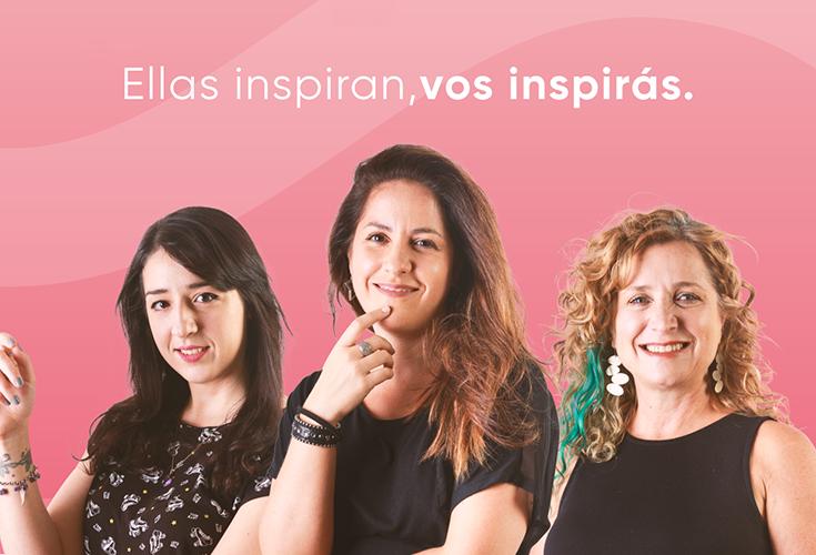 Historias inspiradoras en el Mes de la Mujer
